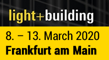 Light Building - Frankfurt, 13.03 - 18.03.16